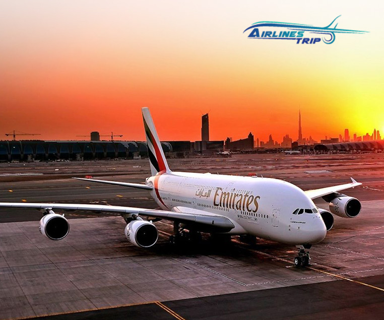 Emirates airlines flight booking